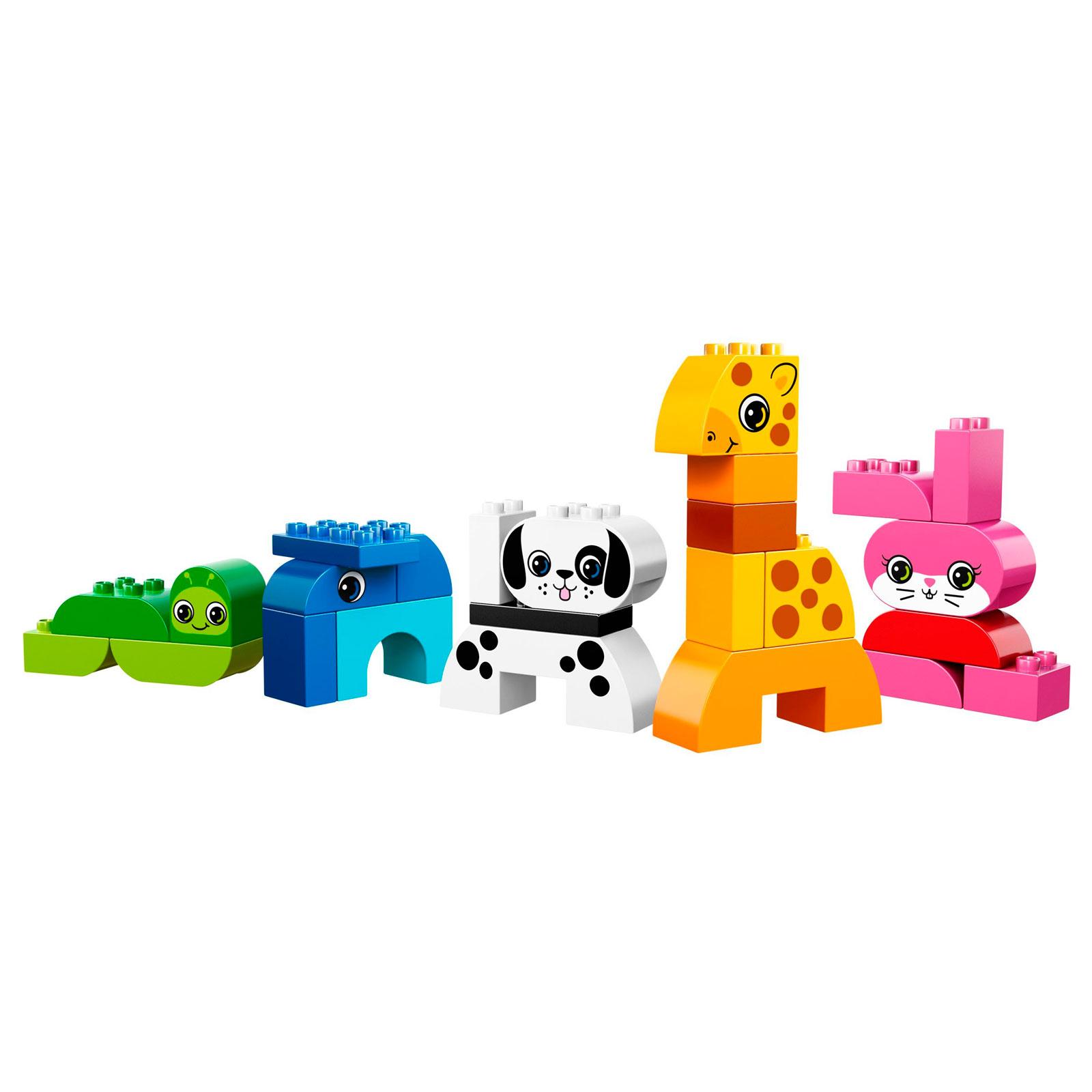 Конструктор LEGO Duplo 10573 Весёлые зверюшки<br>
