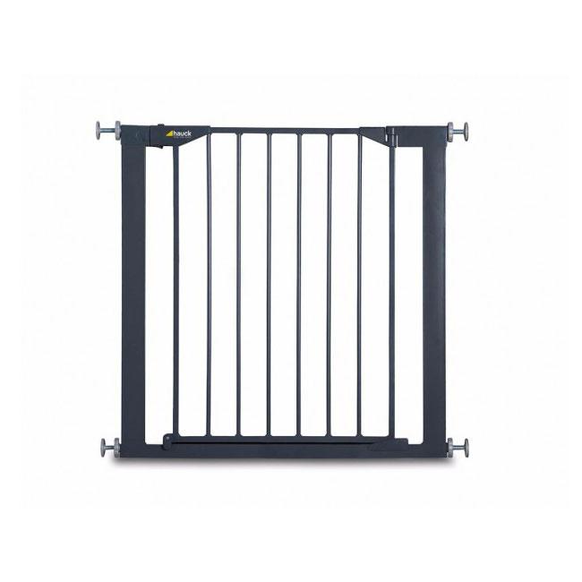 Детские ворота безопасности Hauck Stop N Safe Charcoal<br>