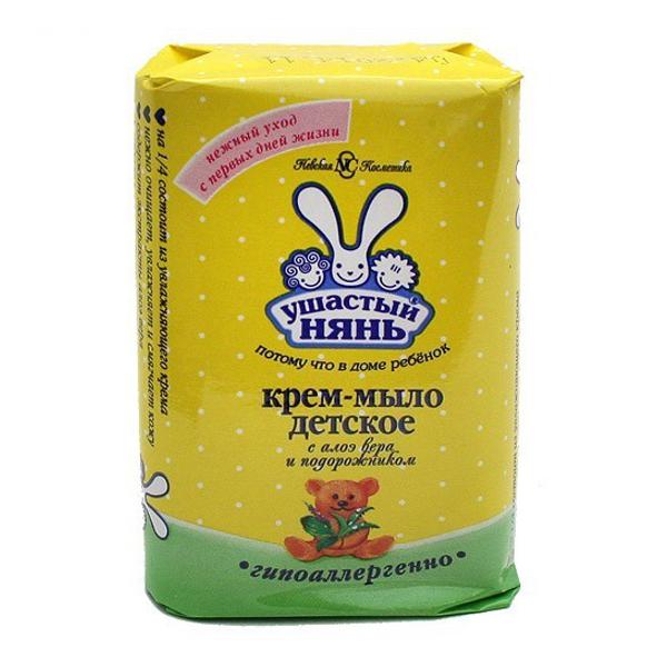 Мыло Невская косметика туалетное 90 гр (Ушастый нянь)