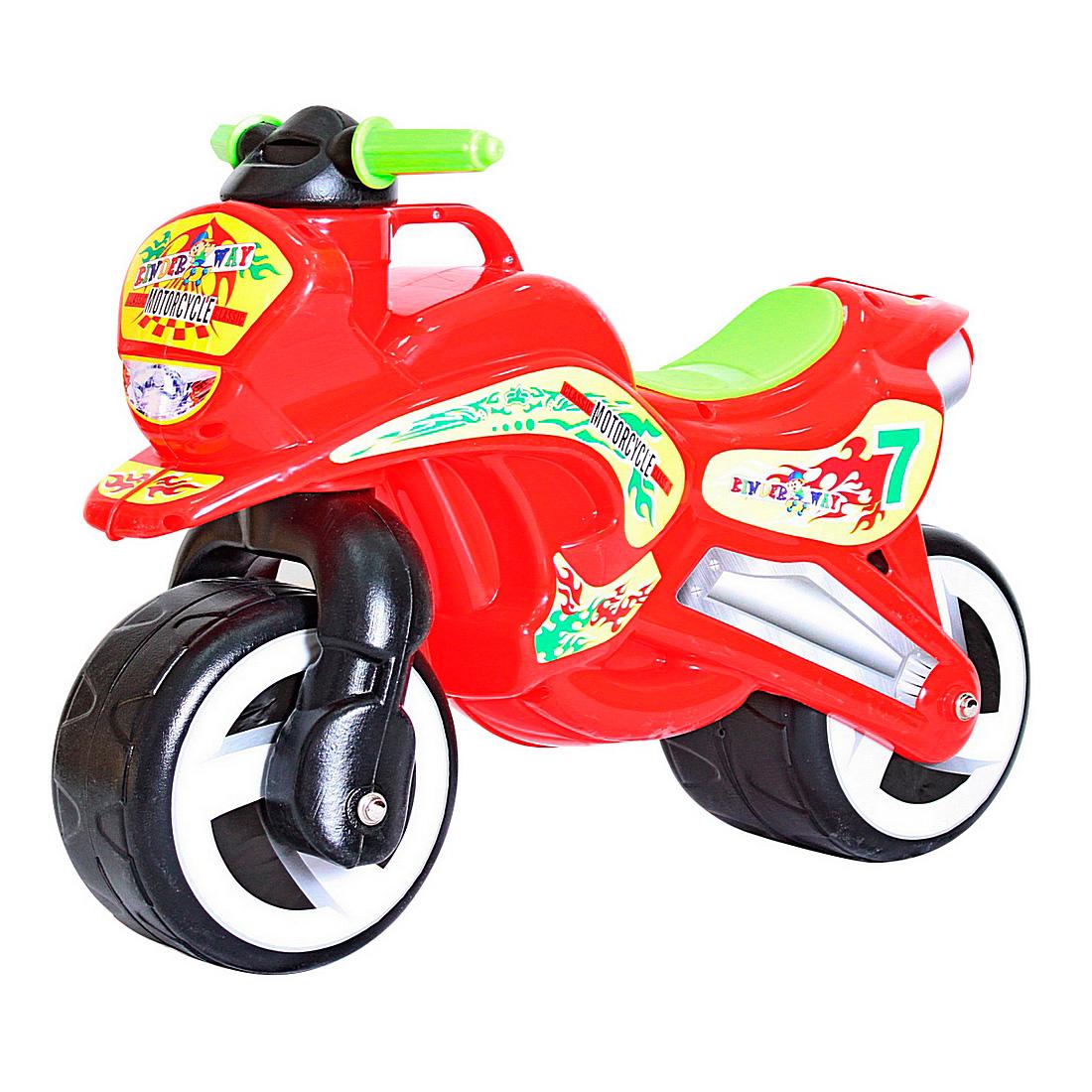 Беговел RT 11-006 MotorCycle 7 Красный<br>