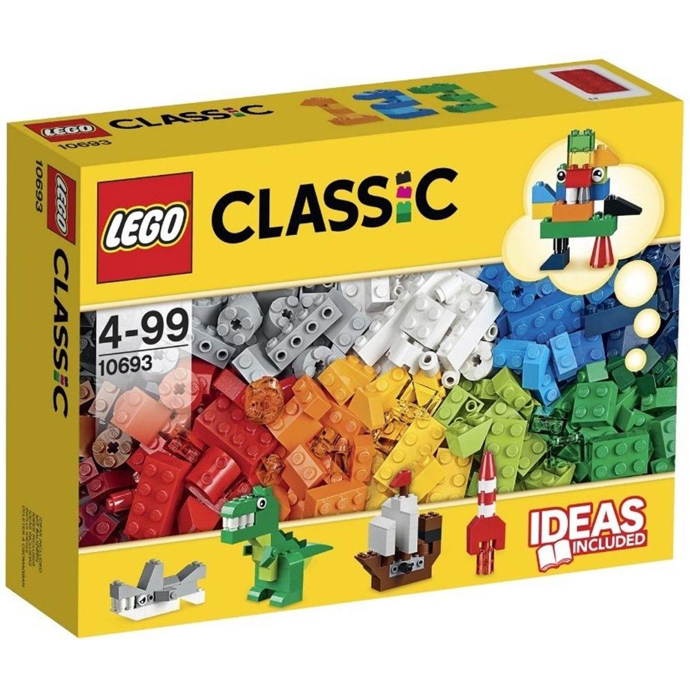 Конструктор LEGO Classic 10693 Дополнение к набору для творчества – яркие цвета<br>