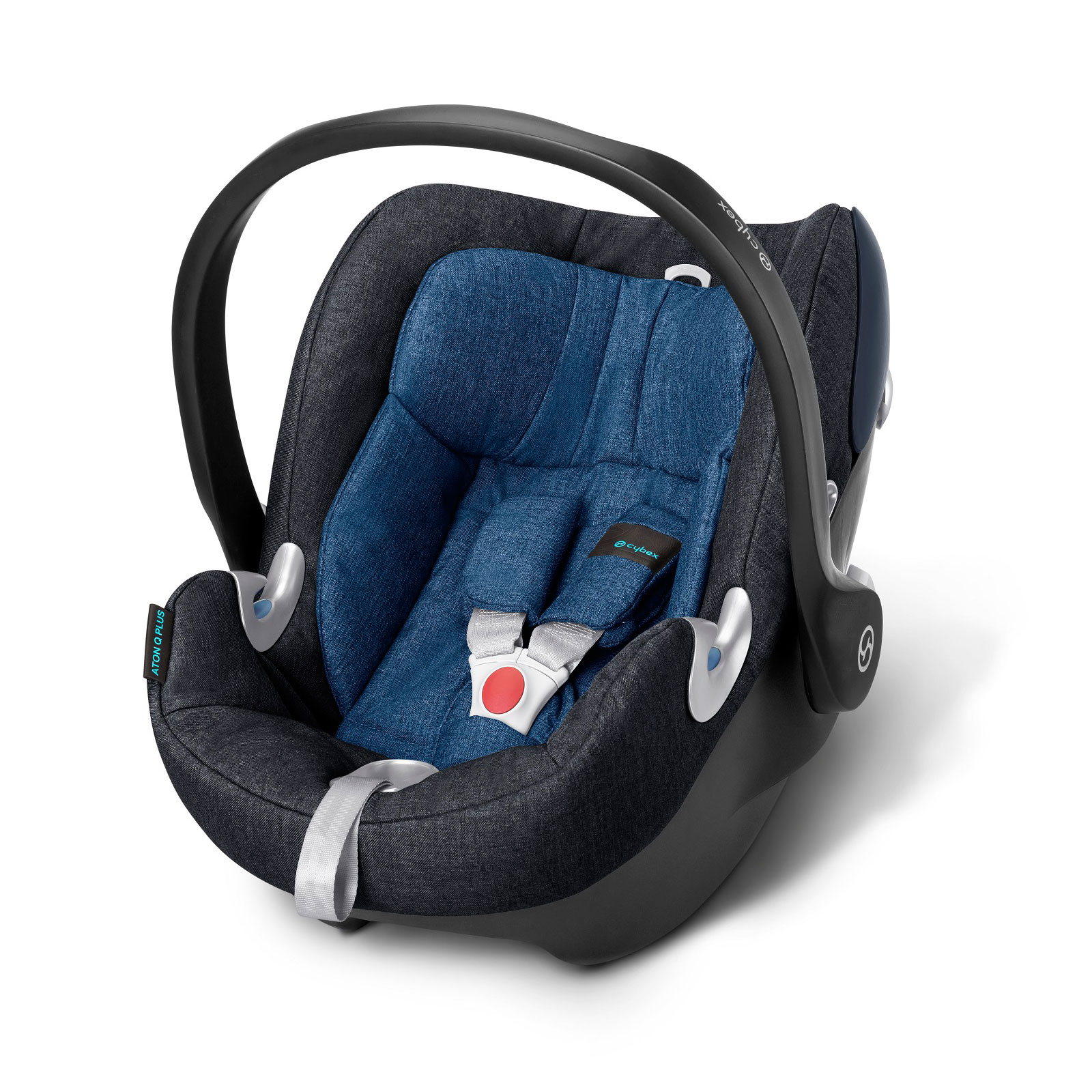 Автокресло Cybex Aton Q Plus True Blue<br>