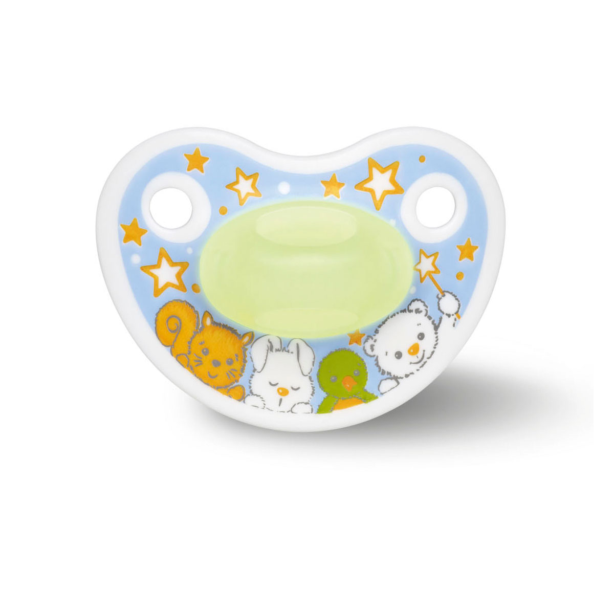 �������� Bibi Premium Dental Happiness Glow in the Dark ���������� (� 0 ���)
