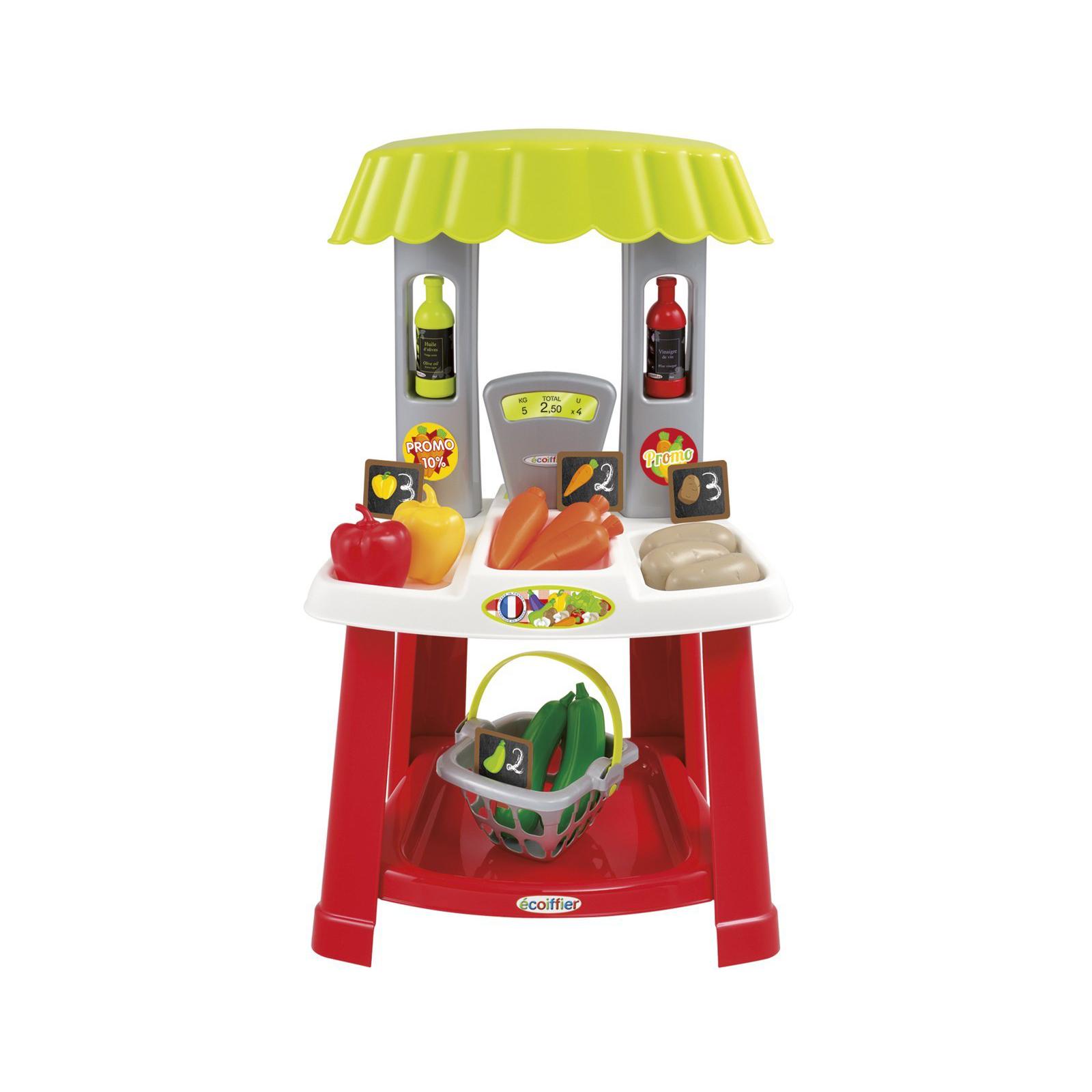 Игровой набор Ecoffier Овощной супермаркет<br>