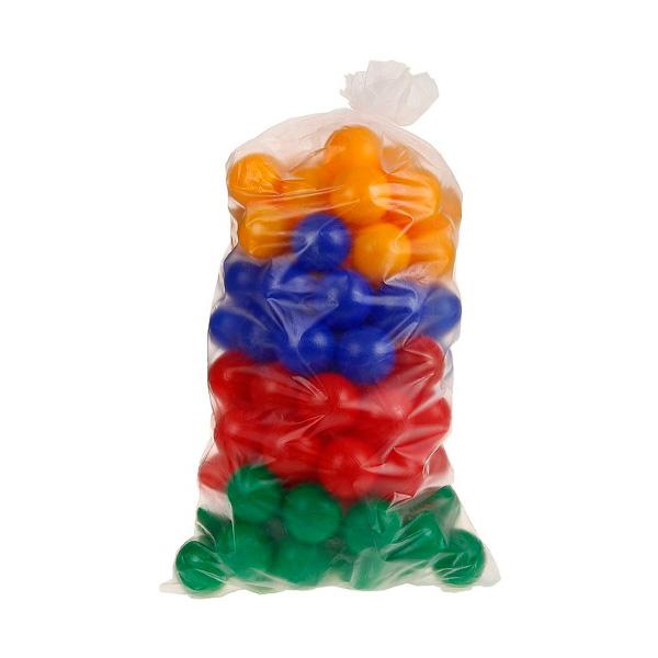 Набор шариков ToyMart 8см 100шт<br>