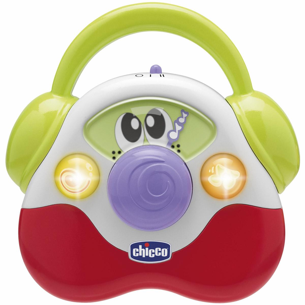 Детское Радио Chicco Музыкальное<br>