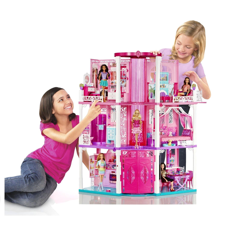 ������� ����� Barbie ��� �����