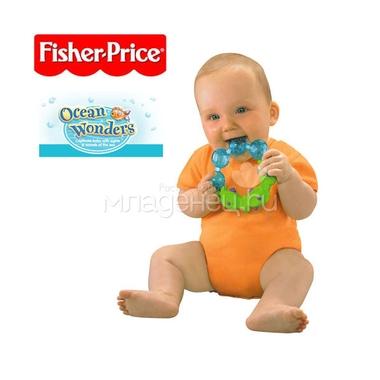 Прорезыватель Fisher Price Морские чудеса