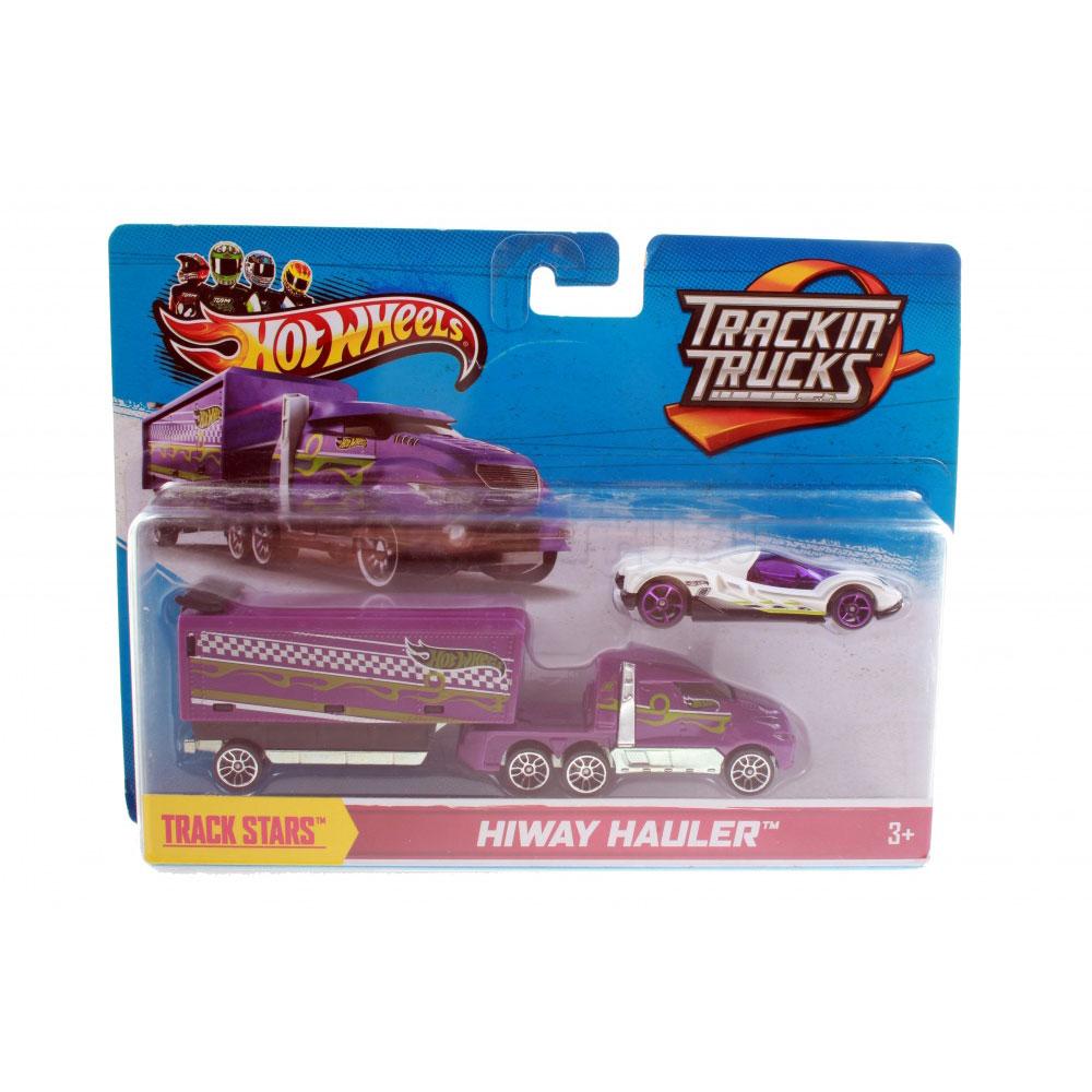 ������� Hot Wheels ���� ������� Hiway Hauler