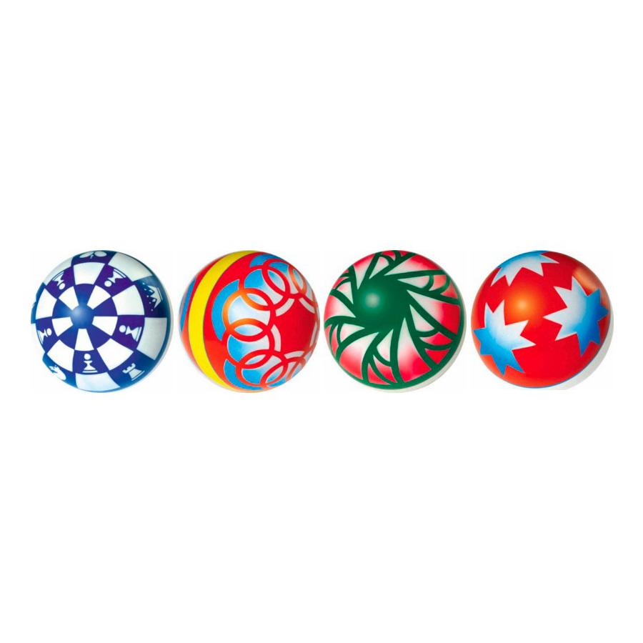 Мяч Русский стиль 200 мм<br>