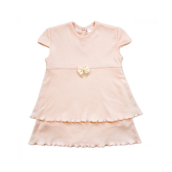 Боди-платье Мамуляндия Скарлетт рост 80 розовый<br>