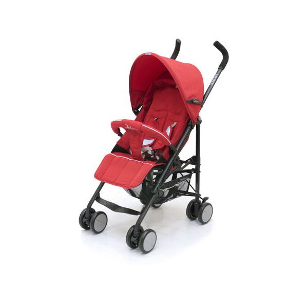 Коляска-трость Jetem Concept red<br>