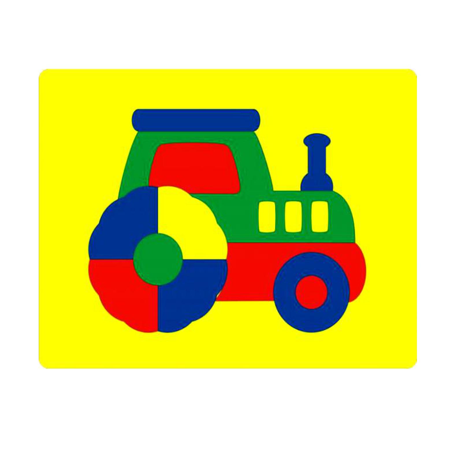 Мозаика Флексика Трактор<br>