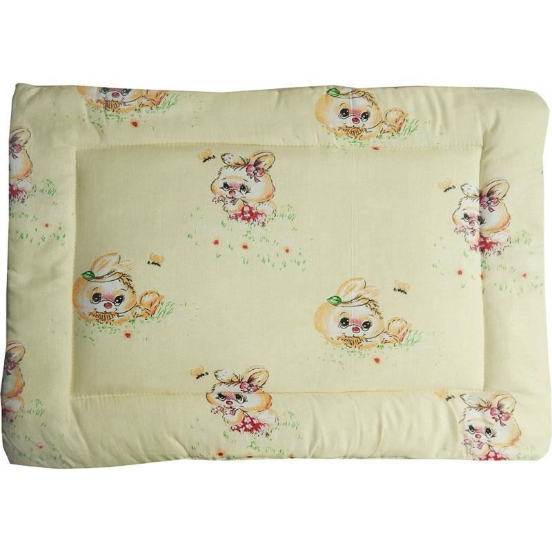 Подушка Папитто детская грудничковая синтепон 40х60<br>