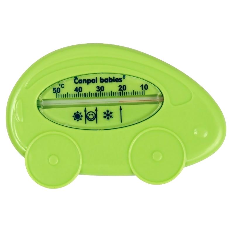 Термометр Canpol Babies Машинка Для воды от Младенец.ru