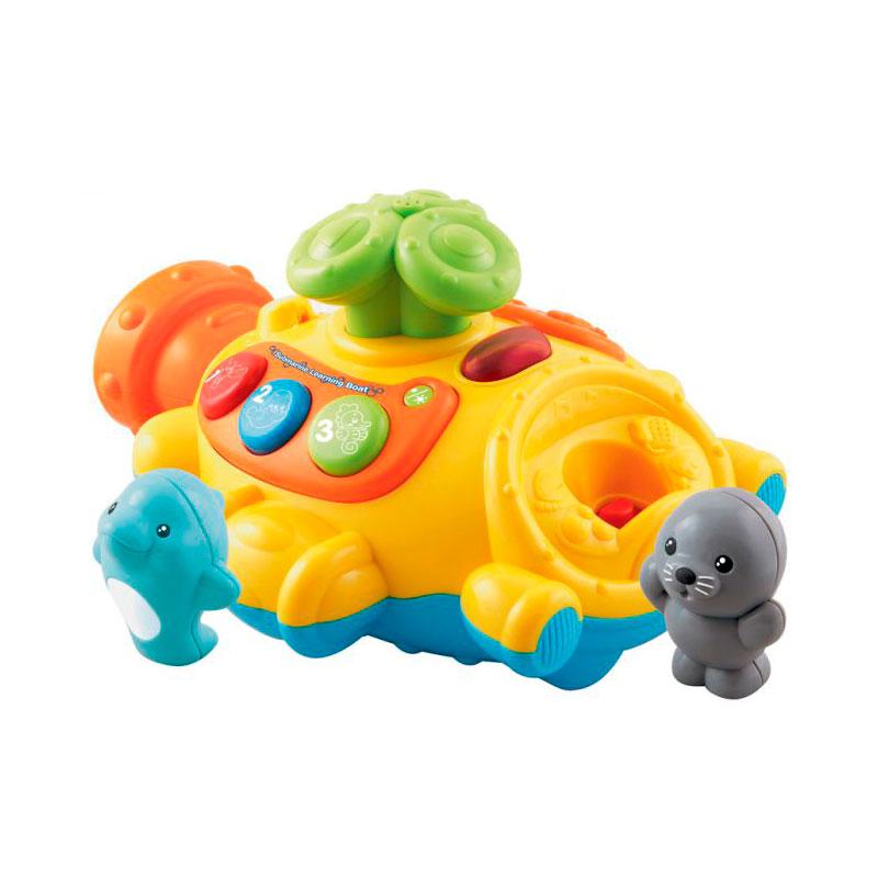 Развивающая игрушка Vtech Подводная лодка пускающая фонтан