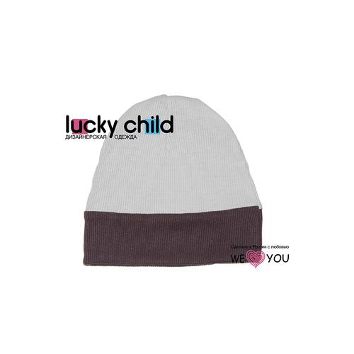 Шапочка Lucky Child Вежливые люди размер 38<br>