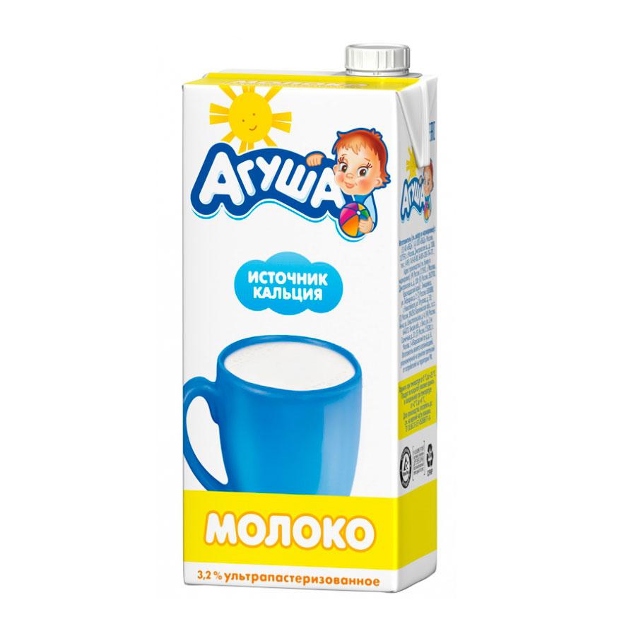 Молоко Агуша 925 мл Молоко Агуша детское 925 мл.<br>