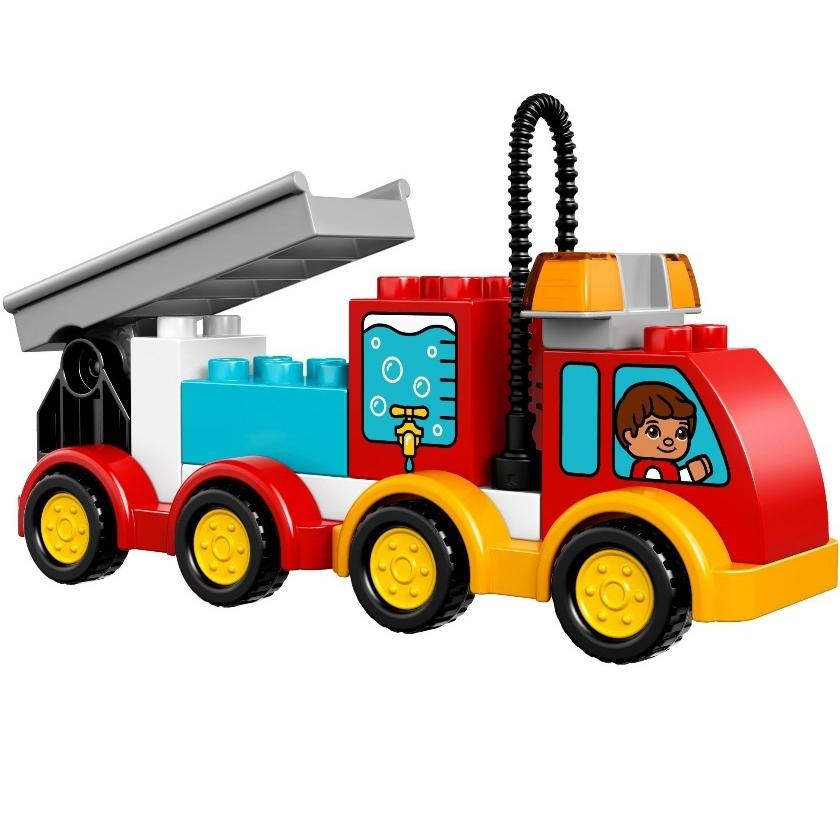 Конструктор LEGO Duplo 10816 Мои первые машинки<br>