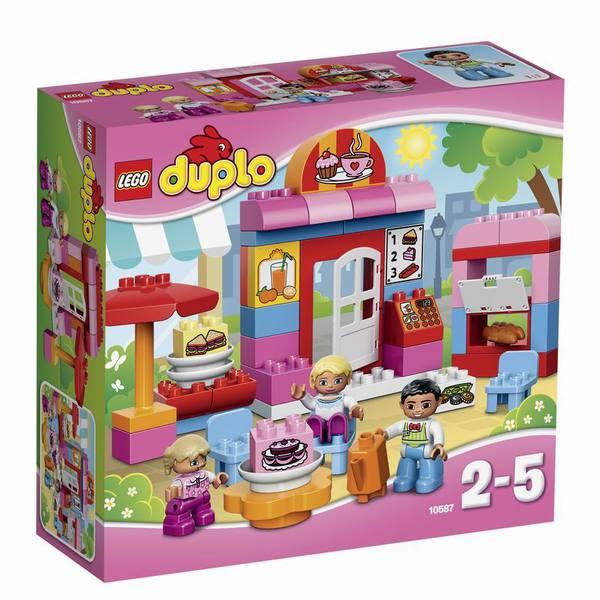 Конструктор LEGO Duplo 10587 Кафе<br>