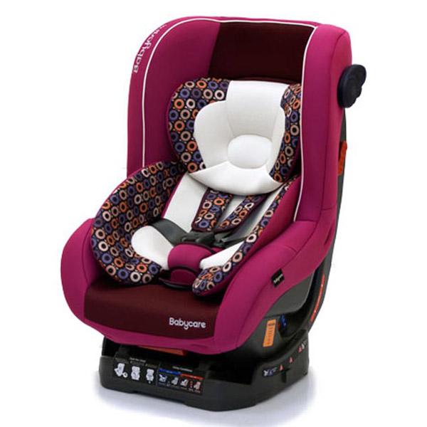 Автокресло Baby Care BV-013 Розовое<br>
