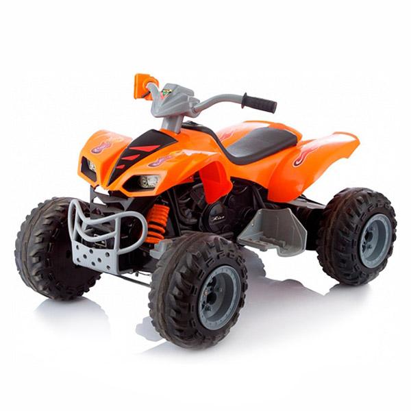 Электромобиль-квадроцикл Jetem 2-х моторный SCAT KL-789 Оранжевый<br>