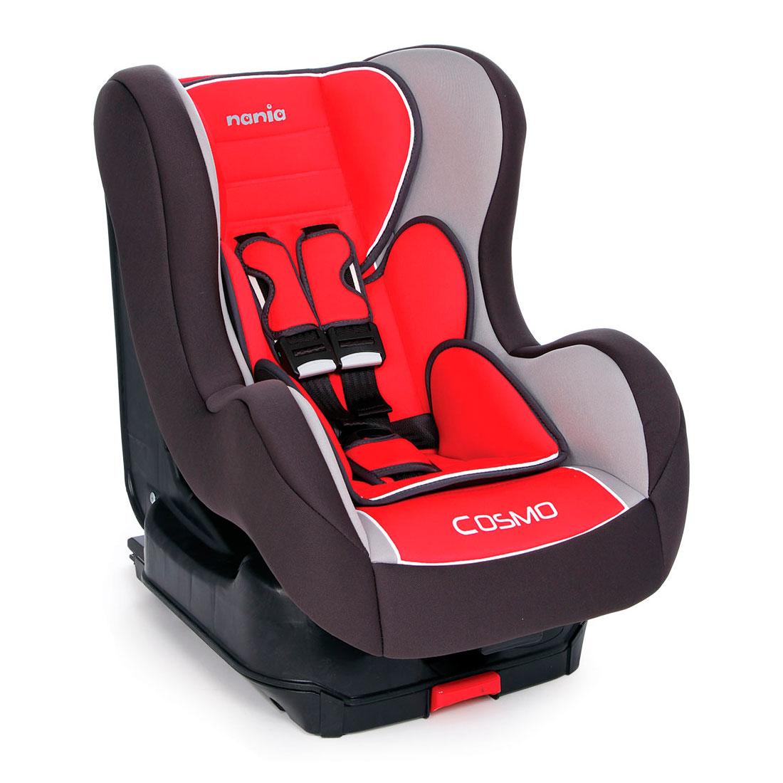 Автокресло Nania Cosmo Sp Isofix 9-18кг Agore Carmin<br>