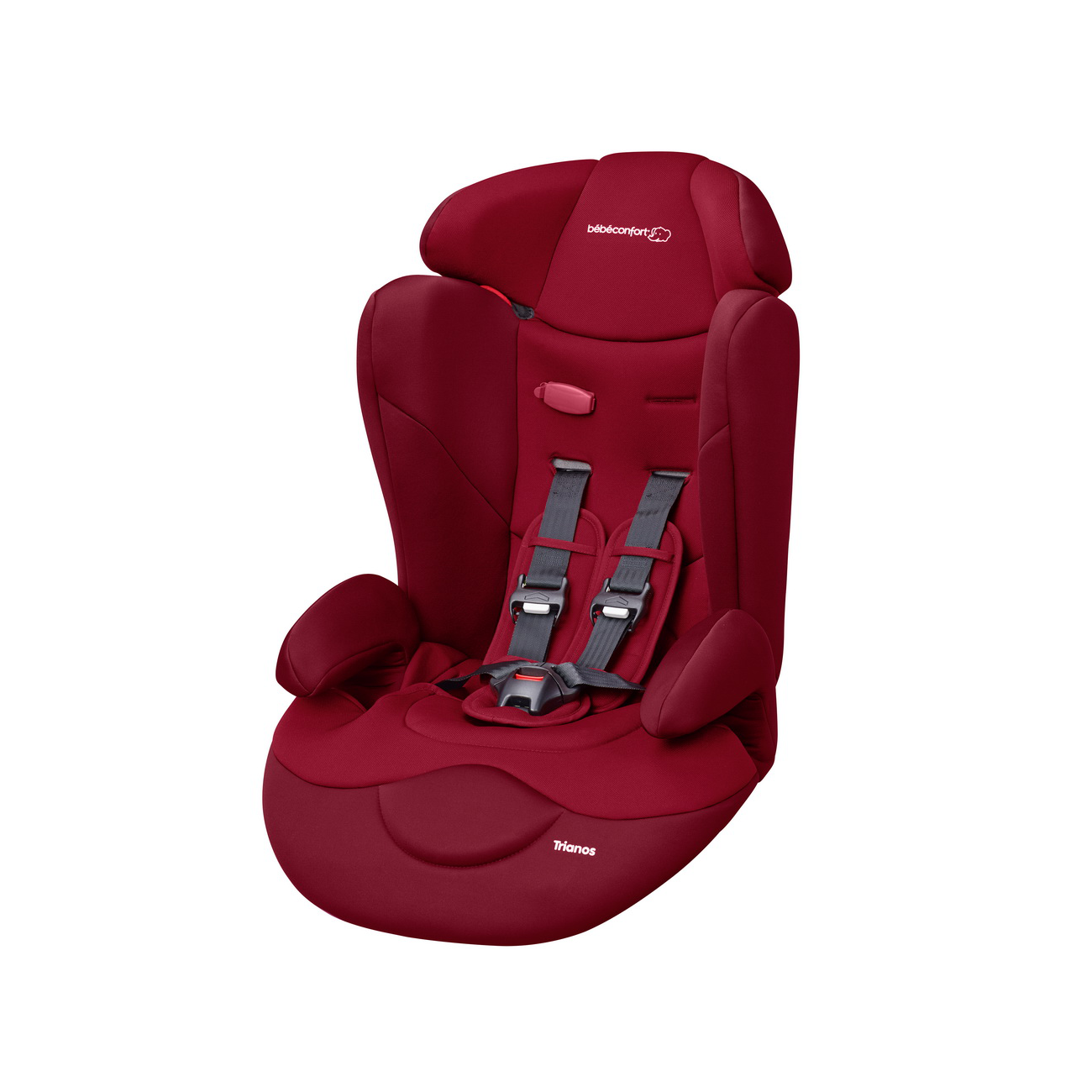 Автокресло Bebe Confort Trianos Raspberry Red