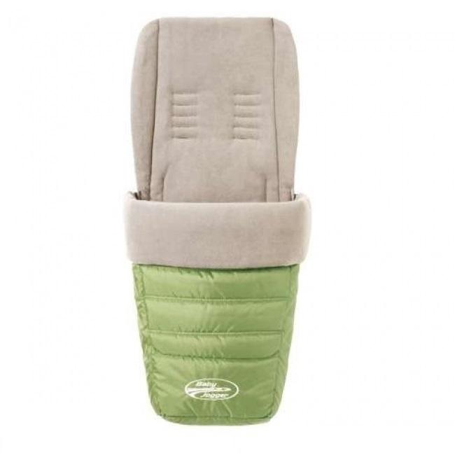 Муфта для ног Baby Jogger Универсальная зелено-серая<br>