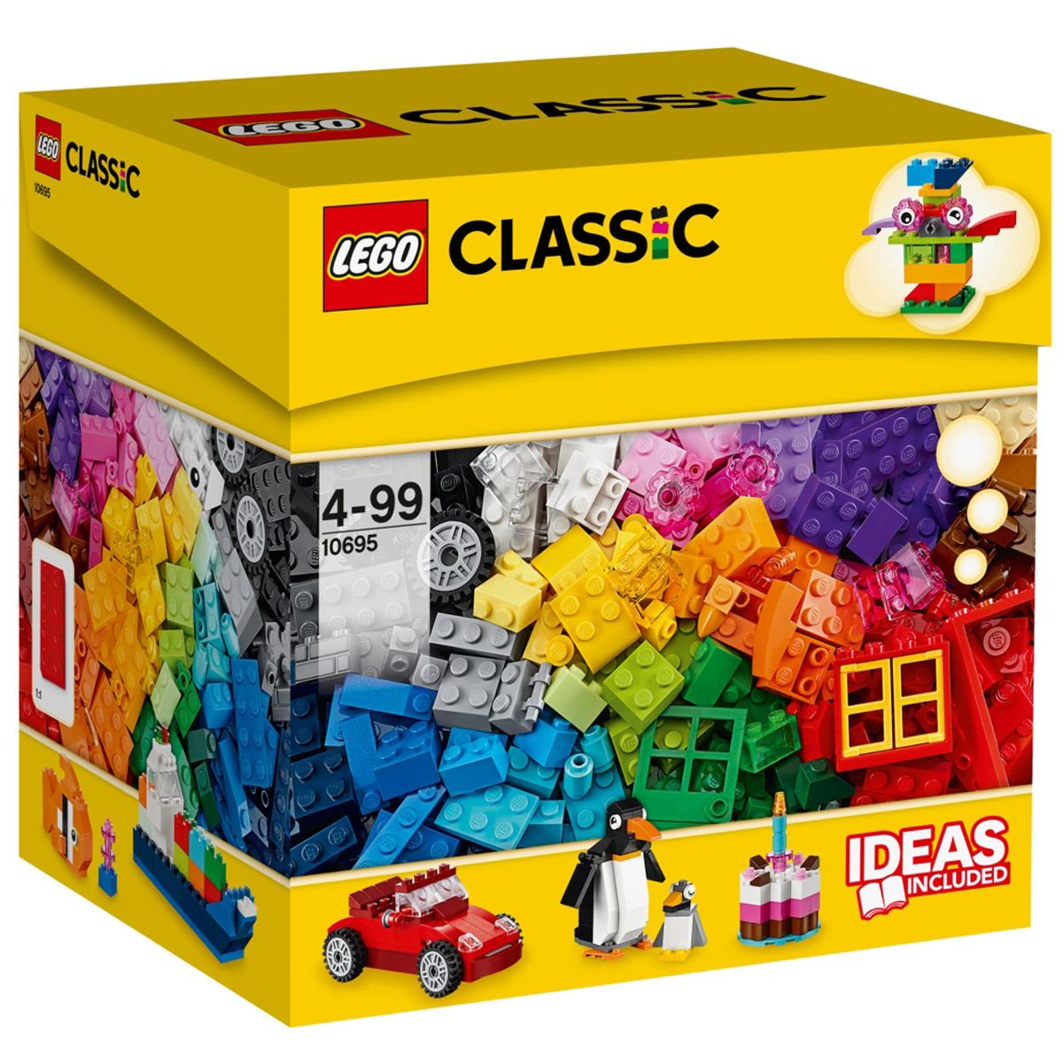 Конструктор LEGO Classic 10695 Набор для веселого конструирования<br>