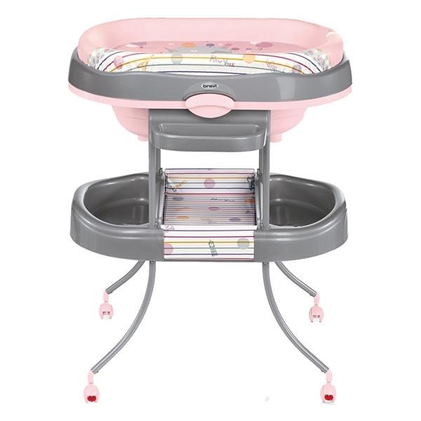 Пеленальный стол c ванной Brevi Acqua 54