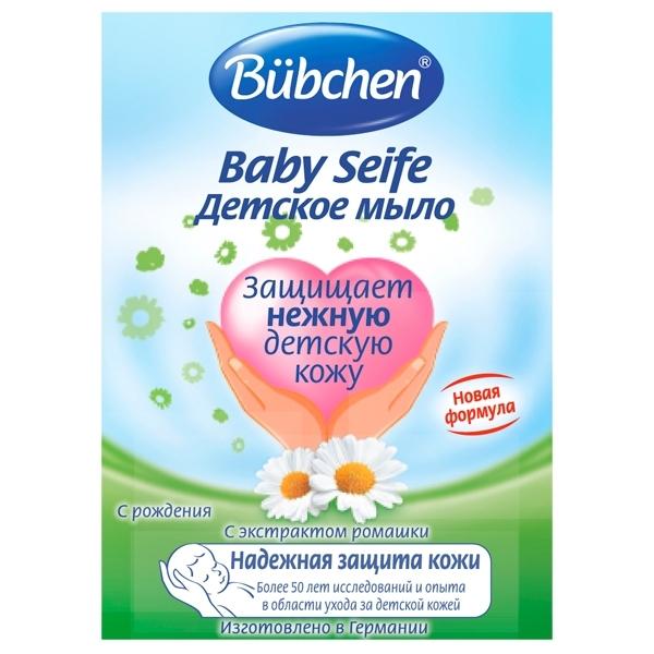 Мыло Bubchen детское 125 гр