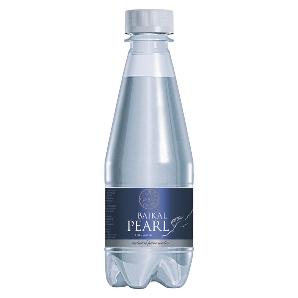 Вода питьевая Жемчужина Байкала Baikal Pearl Негазированная 0,28 л (пластик)<br>