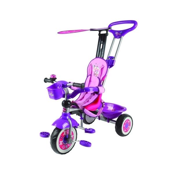 Велосипед Disney трехколесный Минни<br>