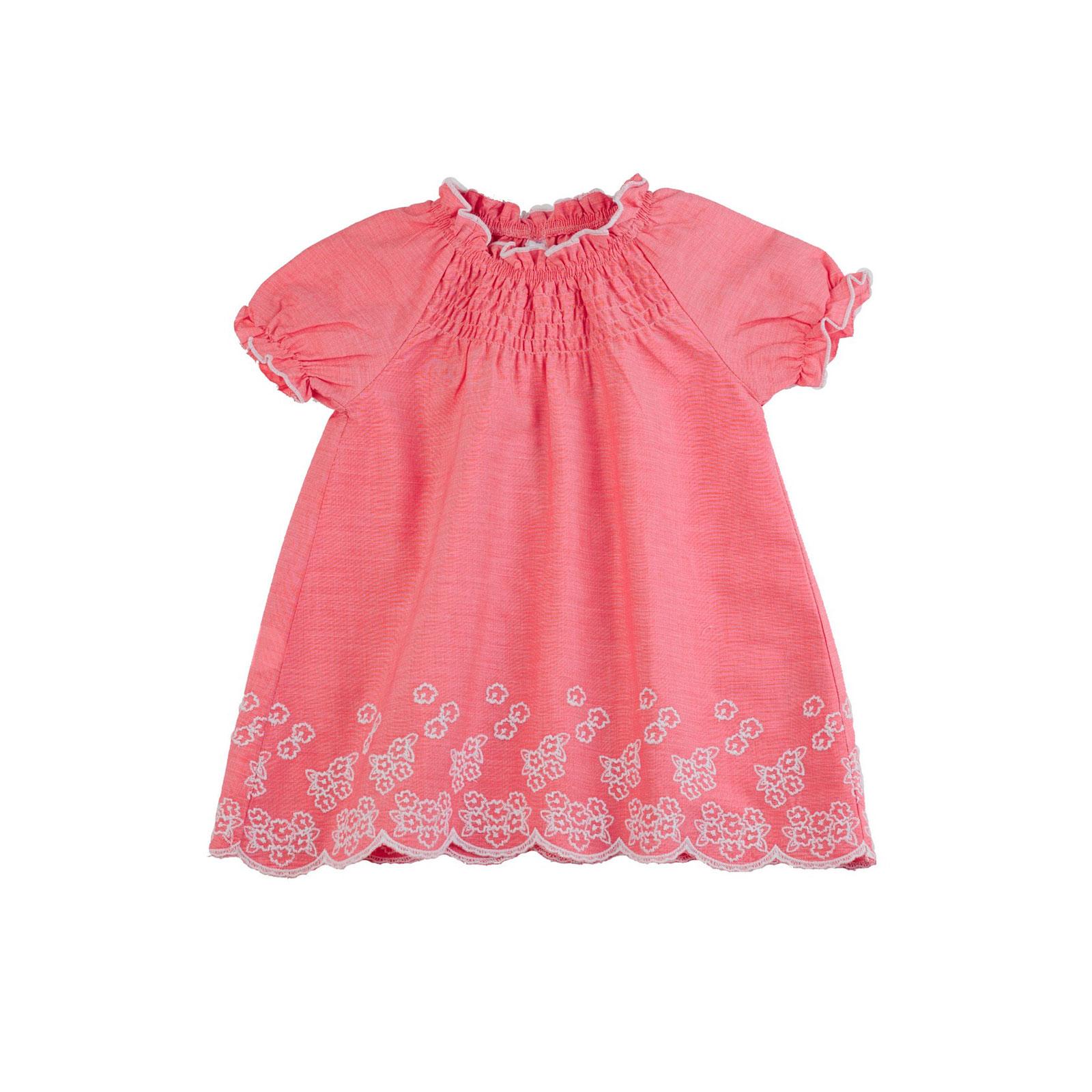 Платье Венейя (4075) рост 92 красное<br>