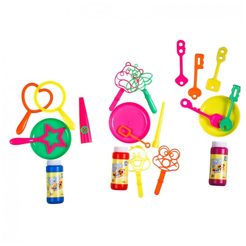 Мыльные пузыри 1Toy Набор игрушек<br>