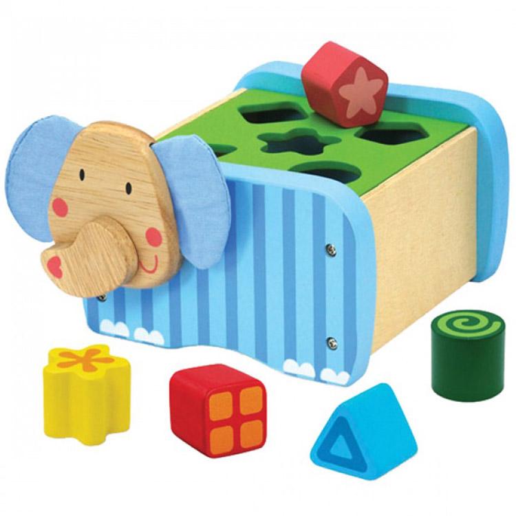 Развивающая игрушка I`m Toy Сортер Слон<br>