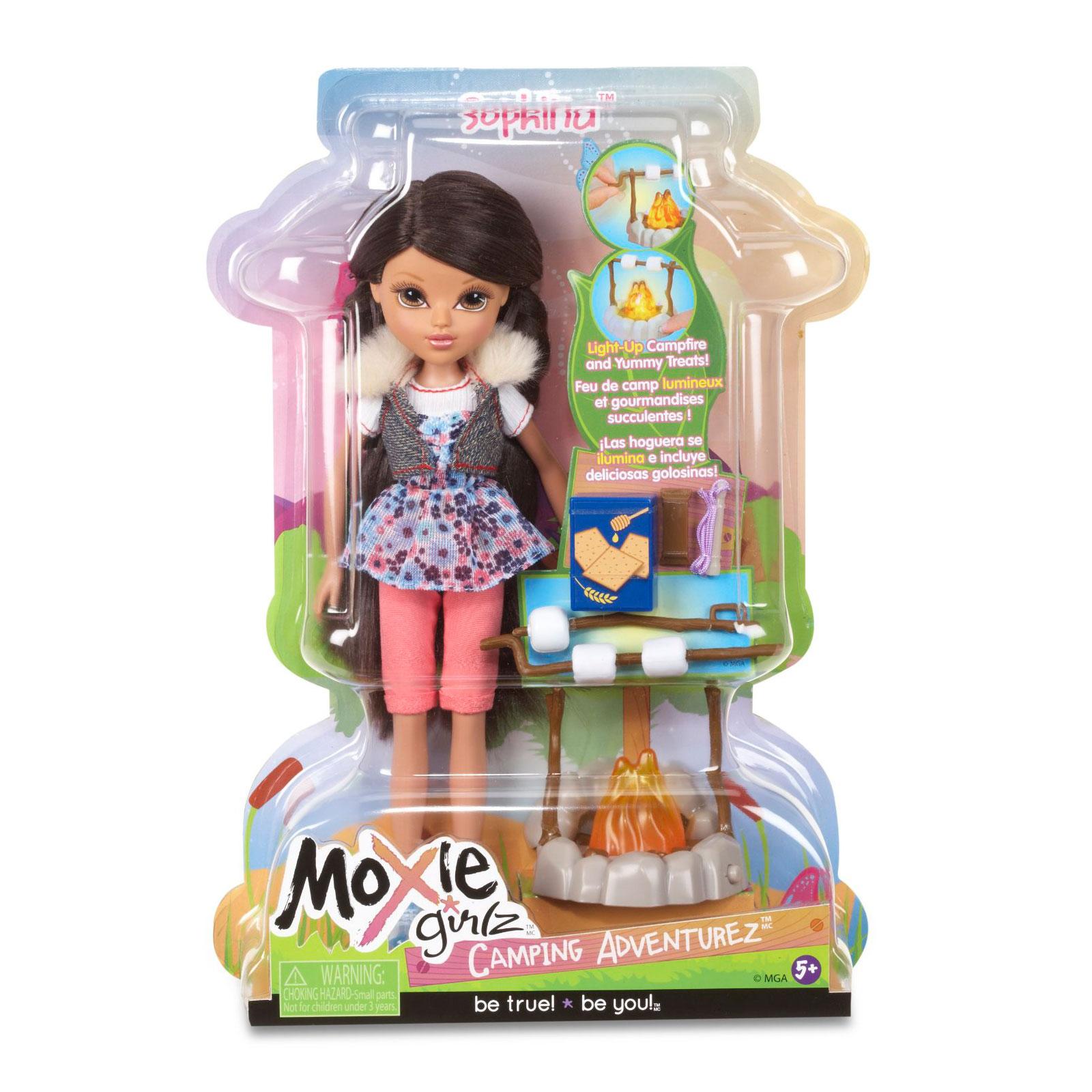 Кукла Moxie Юные скауты, Софина<br>