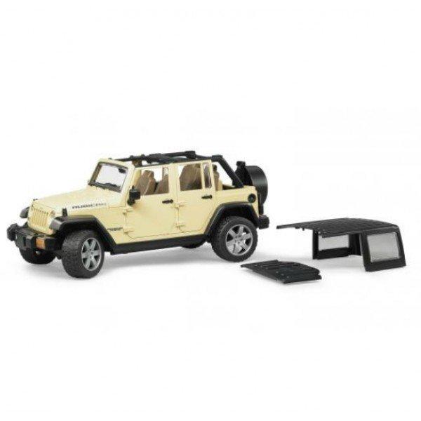 ����������� Bruder Jeep Wrangler Unlimited Rubicon