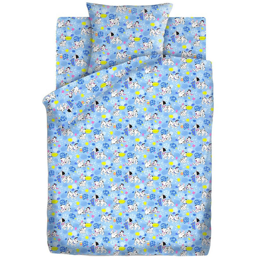 Комплект постельного белья детский бязь Непоседа Кошки-мышки КДКм-1 Далматинцы Вид 2<br>