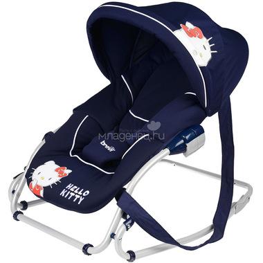 Кресло-качалка Baby Brevi Rocker Hello Kitty модель 558/023