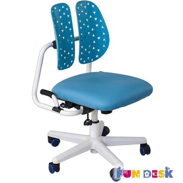 Кресло FunDesk SST2 эргономичное Blue<br>