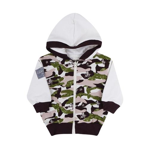Куртка Lucky Child Вежливые люди рост 98