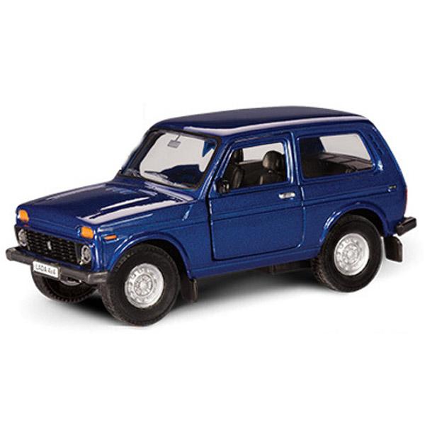Машинка Autotime LADA 4x4 гражданская  1:36<br>