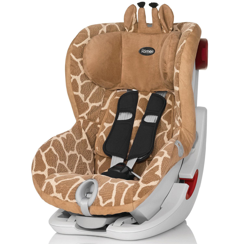 Автокресло Britax Romer King II LS Big Giraffe<br>