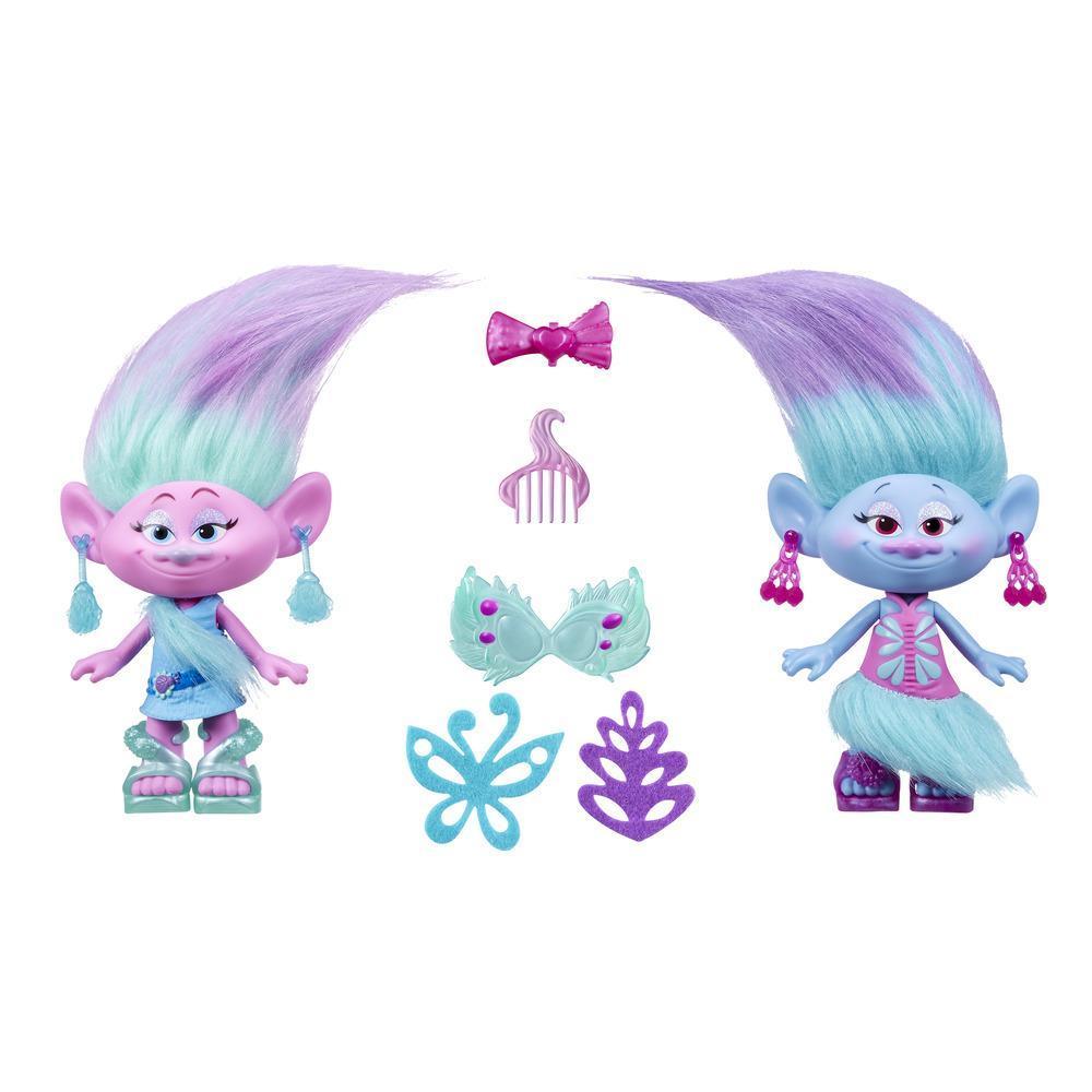 Игрушка Hasbro Trolls Модные близнецы<br>