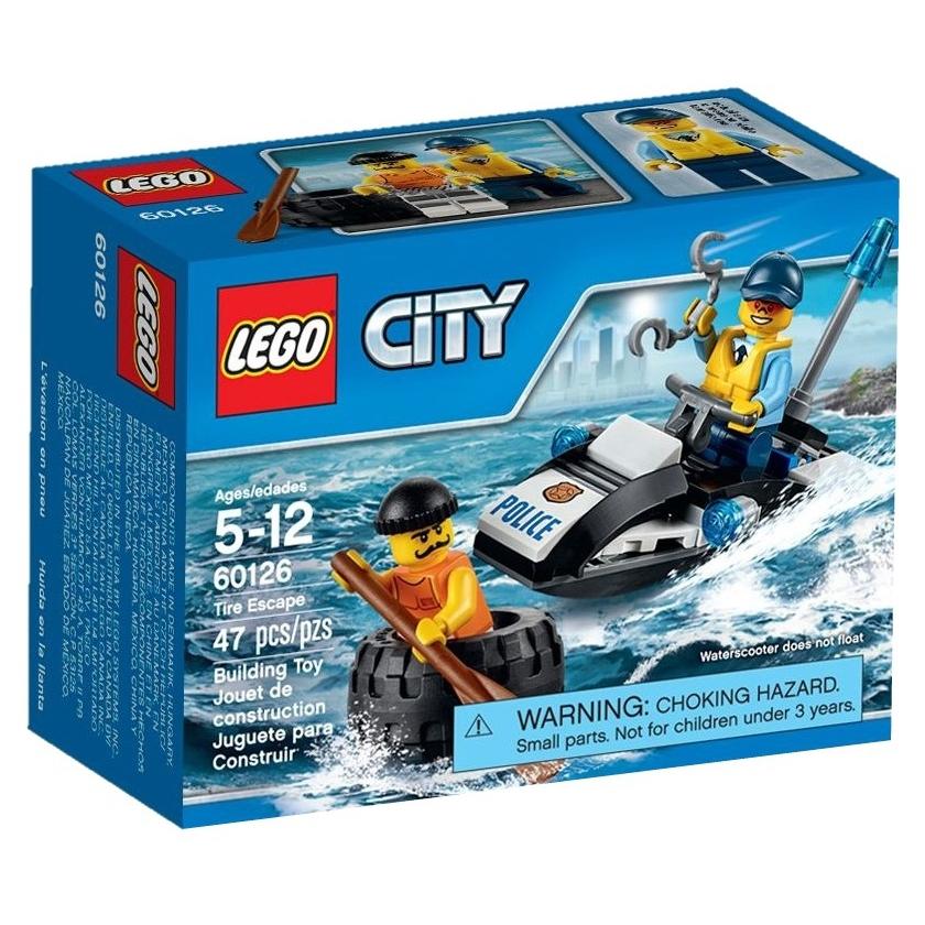 ����������� LEGO City 60126 ����� � ����