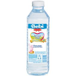 Вода детская Bebi 1 л