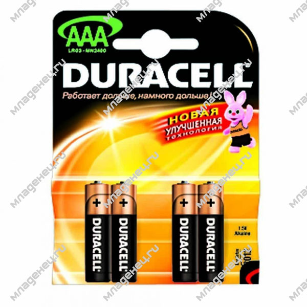 ��������� Duracell 4 ��. ��� (������������)