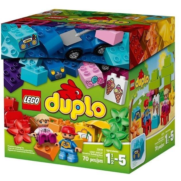 Конструктор LEGO Duplo 10618 Весёлые каникулы<br>